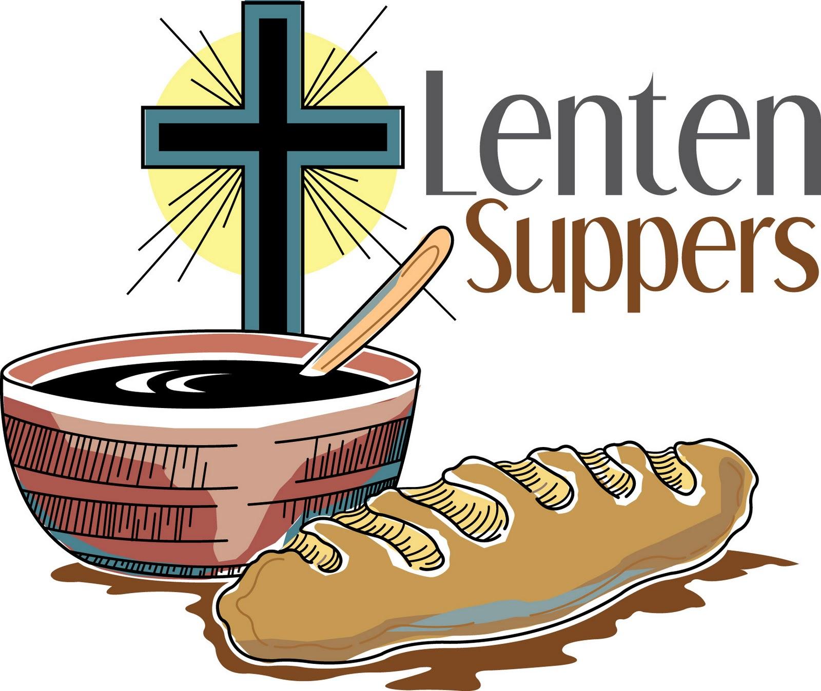 Image result for LENTEN SOUP AND BREAD DINNER